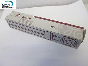 4x-GENERAL-ELECTRIC-F26DBX-827-F26DBX-SPX27-BIAX-LAMP-FLUORESCENT-26W-NEW