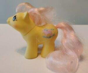 Vintage My Little Pony G1 MLP ~ Newborn Twin Baby ~ Tumbleweed ~ Adorable!