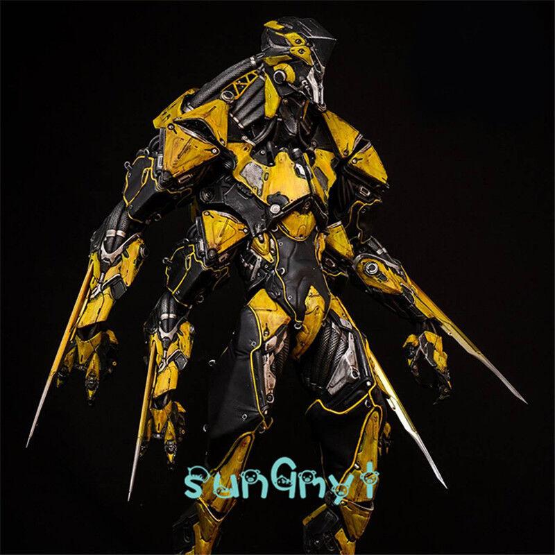 Unpainted Bumblebee Figure Resin Statue Model GK Garage Kit Unassembled 10'' New