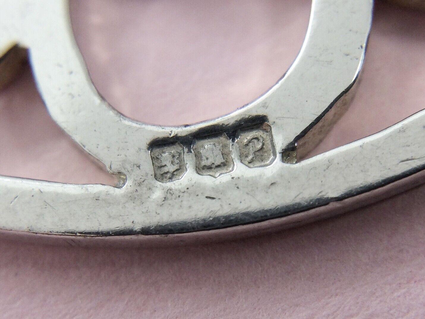 VINTAGE Scozzese argentoo Sterling West Calder Spilla Pin 1989 1989 1989 cf41ec