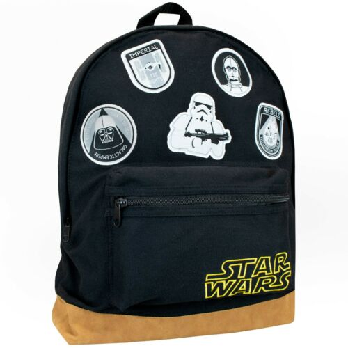 Star Wars Backpack I Kids Star Wars Rucksack I Boys Star Wars Bag