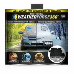 Bell + Howell Weather Force 360 Windshield Guard