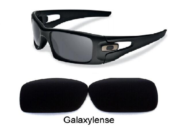fa6988410b Galaxy Replacement Lenses For Oakley Crankcase Sunglasses Black Polarized