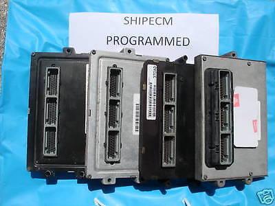 2000 Jeep Wrangler 4.0L AT 56041657  100/% PLUG PLAY  ECM NEW UPDATE 1Y WARRANTY