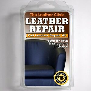 Image Is Loading NAVY BLUE Leather Sofa Amp Chair Repair Kit