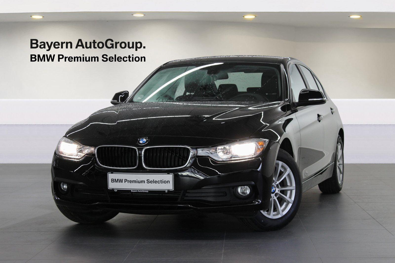 BMW 318d 2,0  4d - 289.900 kr.