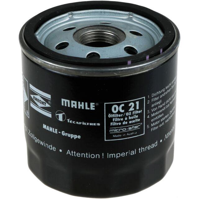 Original MAHLE Ölfilter OC 21 Oil Filter