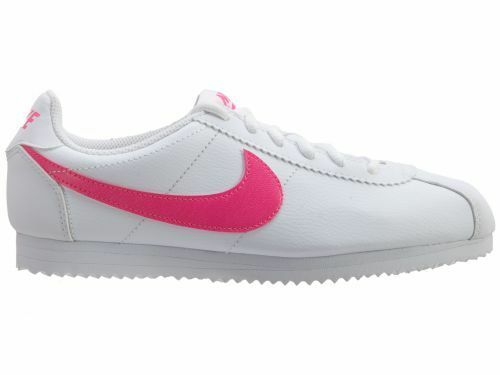 NIKE CLASSIC CORTEZ cuir, adultes tailles uk 5 & 5.5, 749502-106, BNWB-