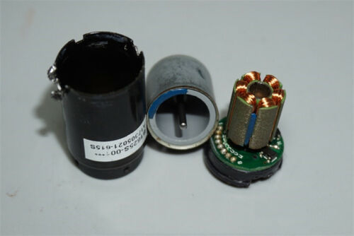 Mini 16mm DC Brushless Planetary Gearbox Gear Motor DC 5V 38RPM DIY Robot Car