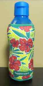 Tupperware Award Tropical Glamour Water Bottle Insulated ...