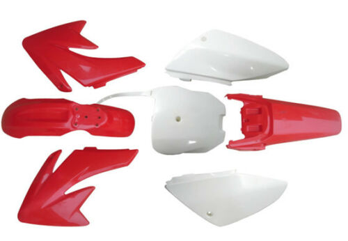 PLASTICS MUD GUARD /& Seat for CRF70 Pit Dirt Bike 140cc 160cc 200cc