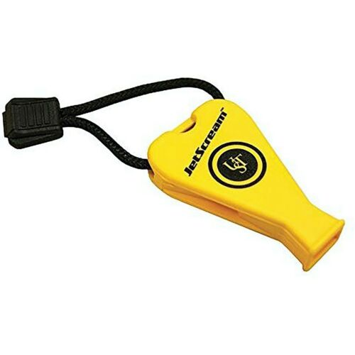 UST JetScream Yellow Floating Waterproof and Durable Emergency Survival Whistle
