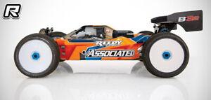 Team Associated RC8 B3.2 en Acier Inoxydable Vis Kit