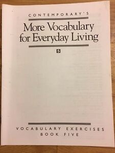 Contemporary-039-s-Vocabulary-Exercises-More-Vocabulary-for-Everyday-5-1994-PB