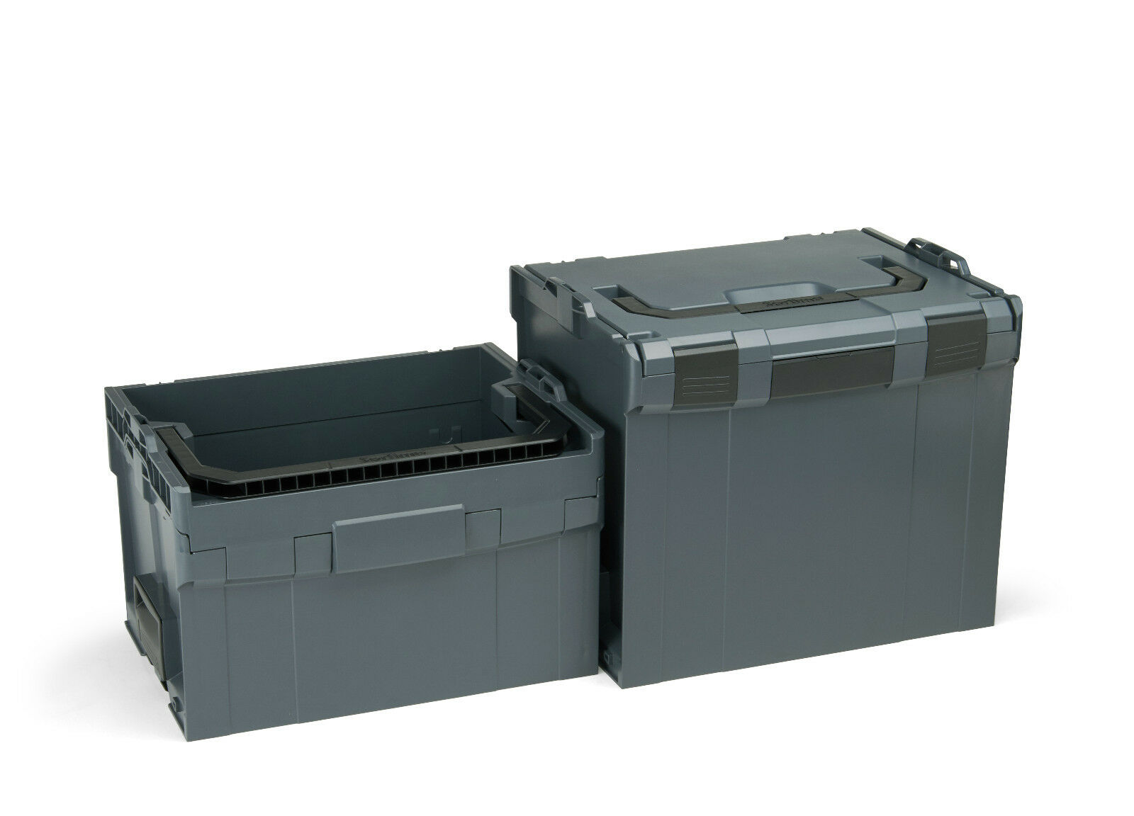 Bosch Sortimo Set LT-Boxx 272    + L-Boxx 374 anthrazit 4ce8aa