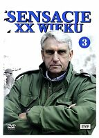 Sensacje Xx Wieku 3 (dvd) Boguslaw Woloszanski Polski Polish