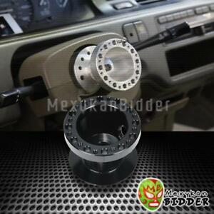 For nissan 240sx 300zx 200sx 6 bolt pattern steering wheels hub image is loading for nissan 240sx 300zx 200sx 6 bolt pattern sciox Choice Image