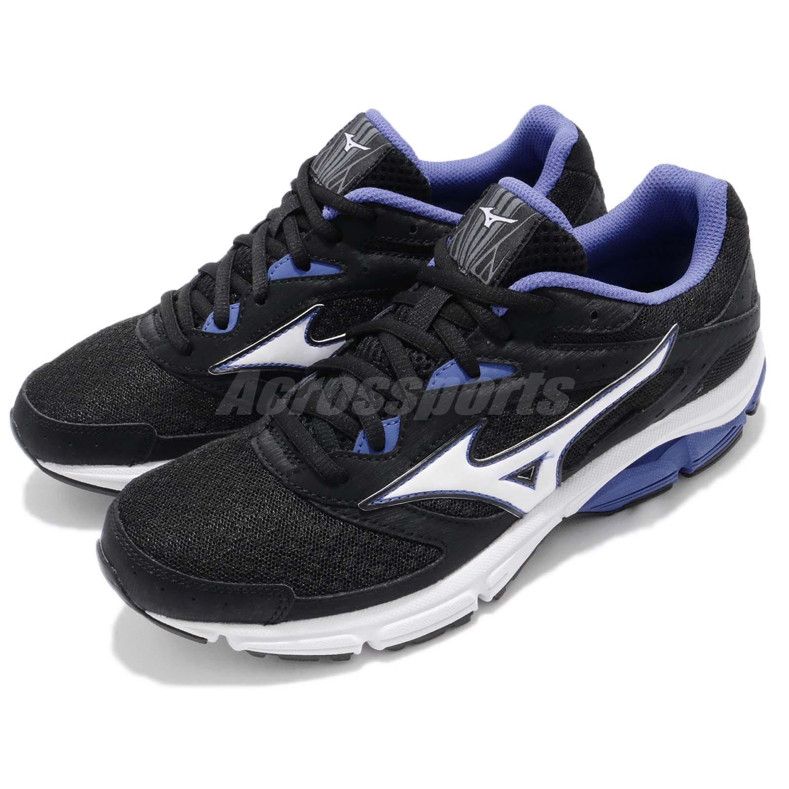 Mizuno Wave Surge nero bianca blu donna Running scarpe scarpe da ginnastica J1GD1713-08