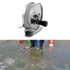 Mini Metal Fishing Reel Spinning Reel Ice Fishing Freshwater Saltwater New