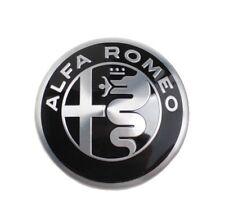 Alfa Romeo original QV Felgendeckel Nabendeckel Nabenkappen 50541227 60mm Zender