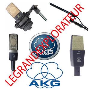 ultimate akg microphone repair schematics service manual 320 pdf rh ebay com