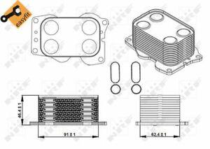 PEUGEOT-307-3B-3E-3H-2-0D-Oil-Cooler-2003-on-Radiator-NRF-1103L3-1103S4-1103T3