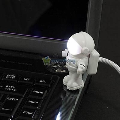 Astro Light Astronaut USB Adjustable Tube LED Light/Lamp For Laptop/PC/Notebook