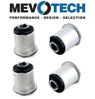 Set of 2 Front Lower Rearward Suspension Control Arm Bushing fits 2007 Buick LaCrosse