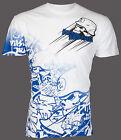 METAL MULISHA Mens T-Shirt TRAIL Motocross Racing WHITE Biker UFC Fox M-XXL $30