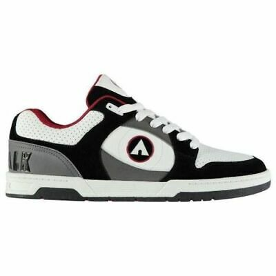Mens Classic Lace Up Airwalk Branded Throttle Skate Shoes Size 7-13