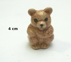 Ourson En Porcelaine,collection,décoration,animal Sauvage, Ours (s2) Nrhmfx9m-07235919-779495265