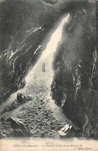 Carolles-La-Grotte-und-die-Minen-Gold