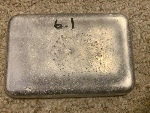 Cerrobend Low melting temp alloy Woods metal 158 degrees 6.1 lbs