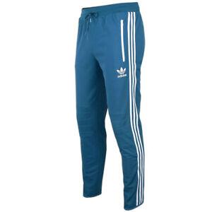 dc6a789e694c90 Das Bild wird geladen adidas-Originals-Trainingshose -Shatter-Stripe-Beckenbauer-Trefoil-Hose-