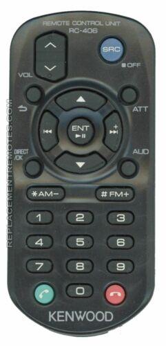 KDC155 KDC138U KDC158U KDC155U NEW KENWOOD Remote Control for  KDC125U