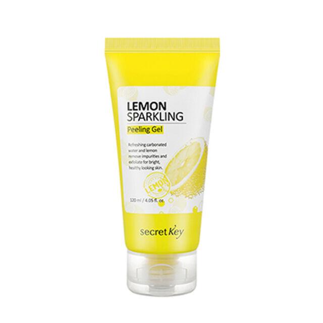 [SECRET KEY] Lemon Sparkling Peeling Gel - 120ml / Free Gift