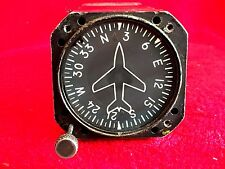 AVIATION INSTRUMENT MFG AIM SLAVED DIRECTIONAL GYRO DG P/N 424-1