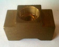 "Brass 3/16"" Inverted Flare Union Tee BT187IF @ Speed Tech"