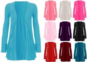 Womens-Plus-Size-Cardigan-Long-Sleeve-Pocket-Big-Top-8-28