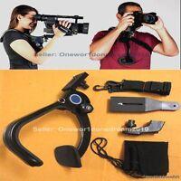 Shoulder Bracket Support Stabilizer For Sony Canon Nikon Video DSLR SLR Camera