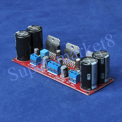 TDA7293 Parallel 250W Mono Power Amp Board Kit NEW