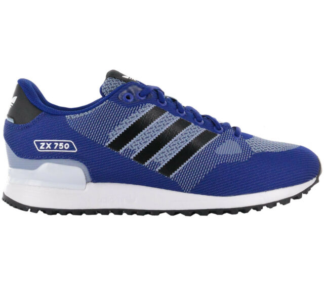 adidas Originals ZX 750 WV Sneaker blau 41 13