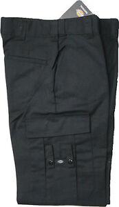 859ed9f8cbf Dickies EMT Cargo Pants Flex Comfort Waist Black LP2377BK Size 30 to ...