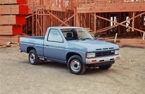 1995 Nissan Hardbody
