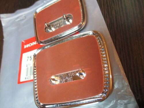 EG 92-95 1 pc Rear Emblem H red Genuine JDM Honda Civic Ek9 Type-R  96-00