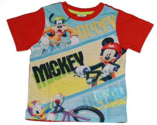 Mickey Mouse T-Shirt Shirt kurzarm Shirt Disney Junge Kinder