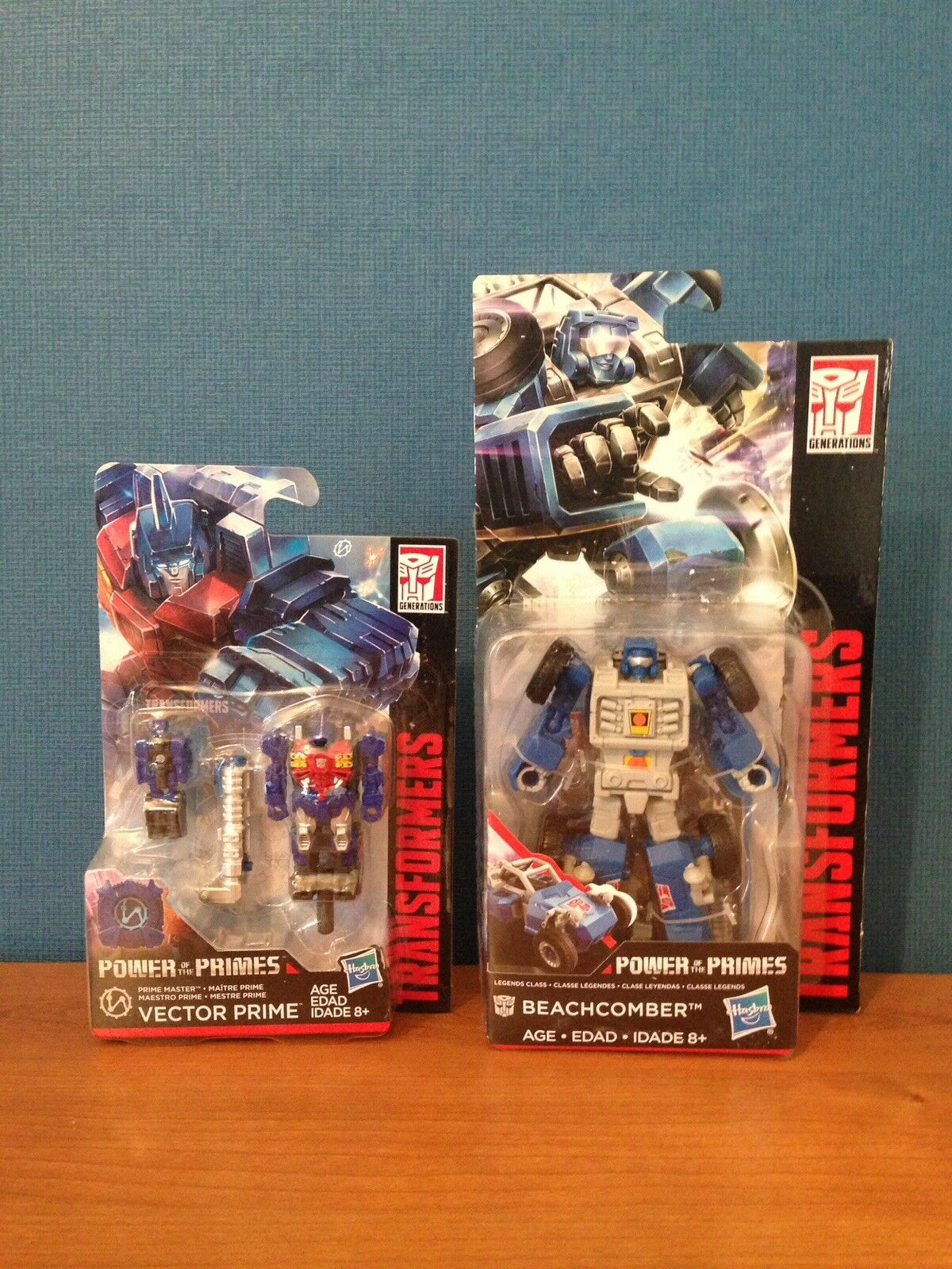 Transformers Hasbro Generations Power Of The Primes Beachcomber Legend Legend Legend MIB 9a2ce7