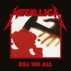 Metallica Kill 'em All Vinyl LP 180g Remastered