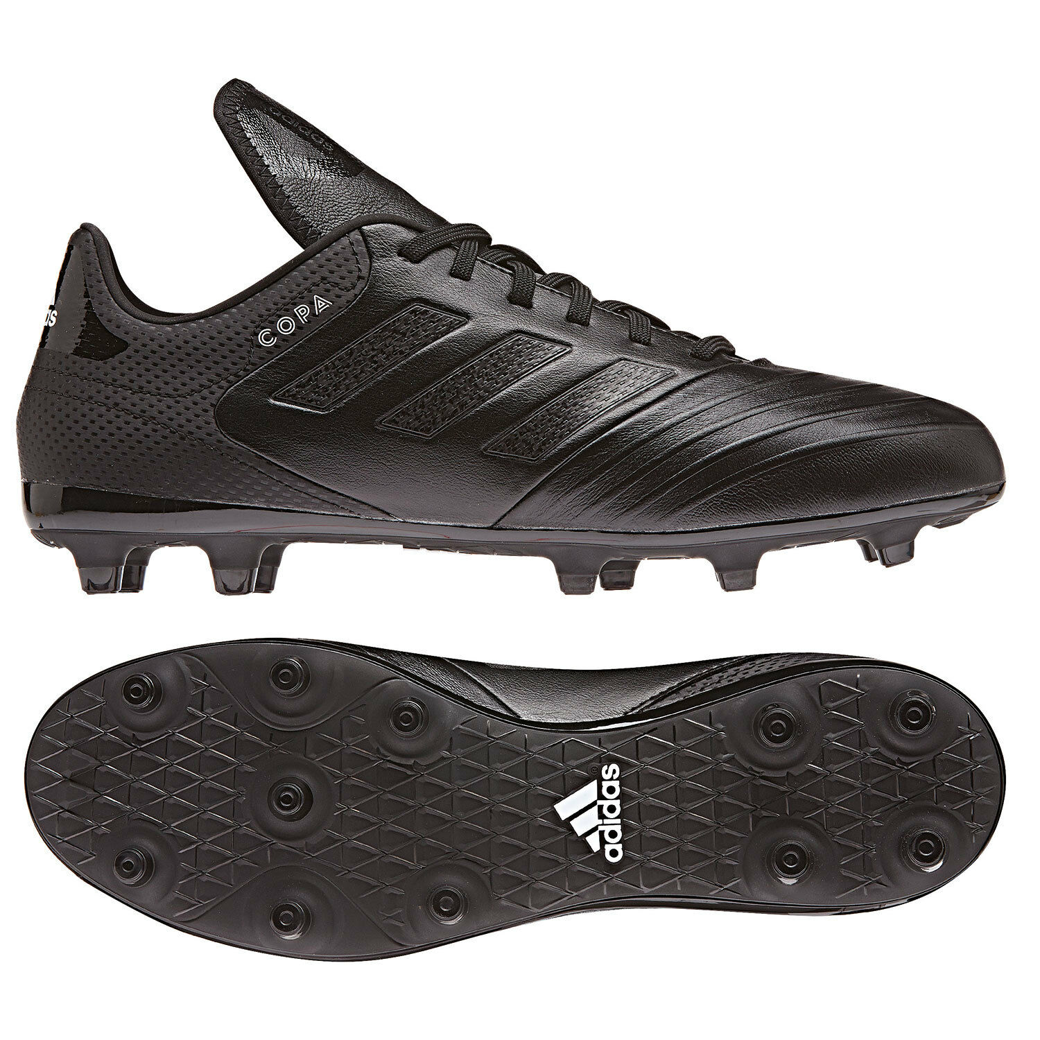 check out 9ae7e b57ef Scarpe da calcio Adidas COPA 18.3 FG DB2460 Nero       Design professionale  89f481