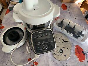 Moulinex Companion XL 4,5 L Robot Cuiseur - Complet - Garantie 11/2021